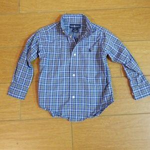Ralph LaurenToddler Boy Dress Shirt